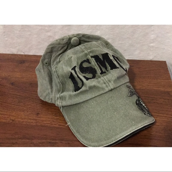 7586073a876 USMC hat 🧢. M 5ac3eff205f43092c7156a91. Other Accessories ...